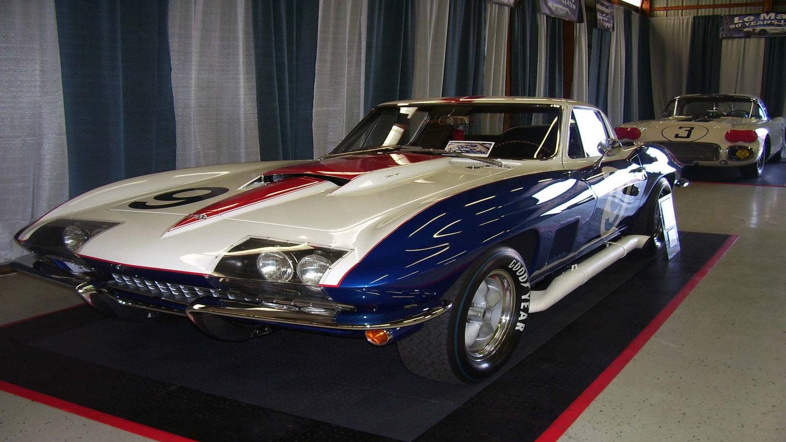 1967 Corvette Le Mans