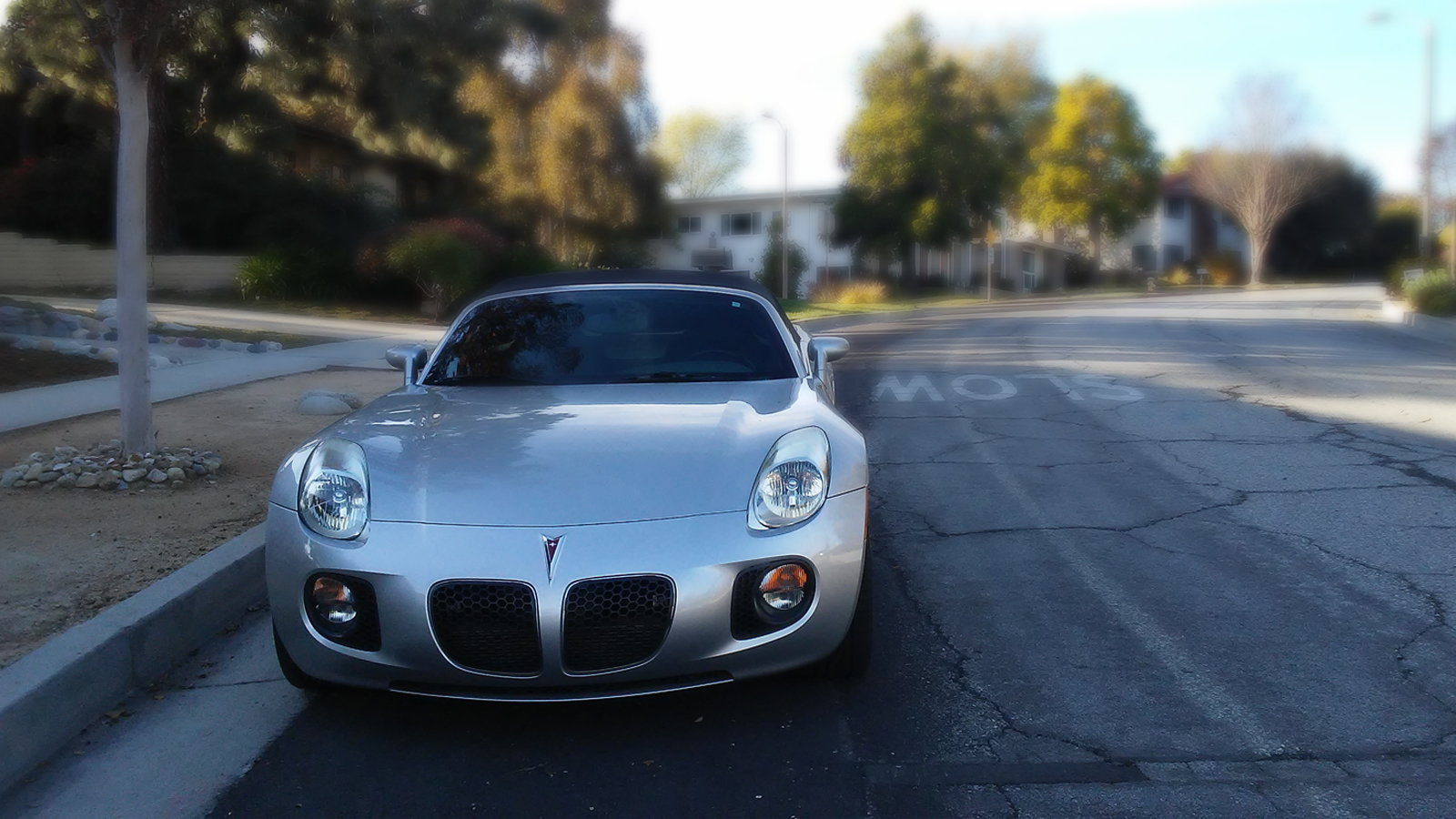 Pontiac Solstice GXP: The Underdog Sports Car