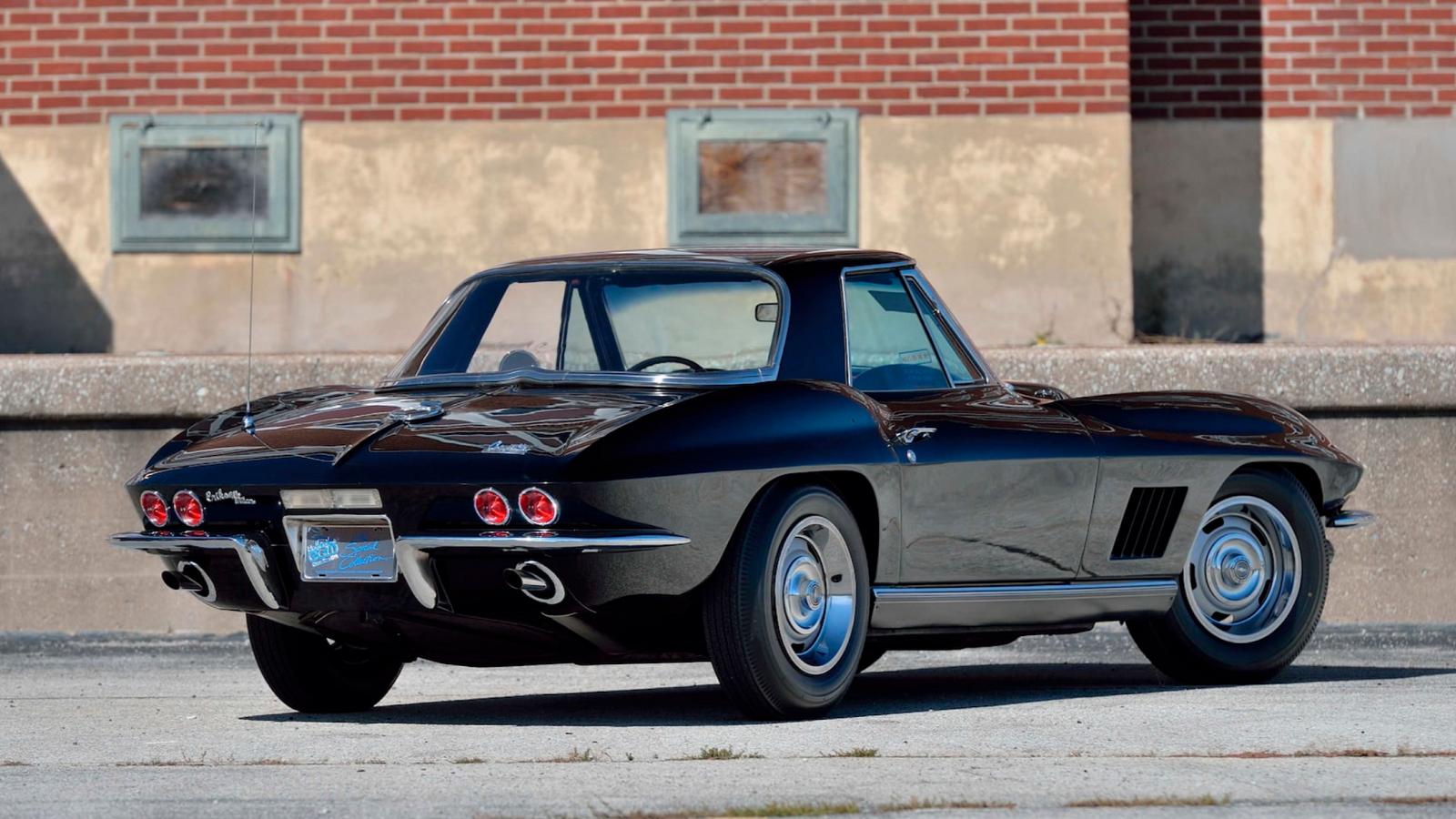 C2 Big Block Corvette Sets a New Lofty Standard