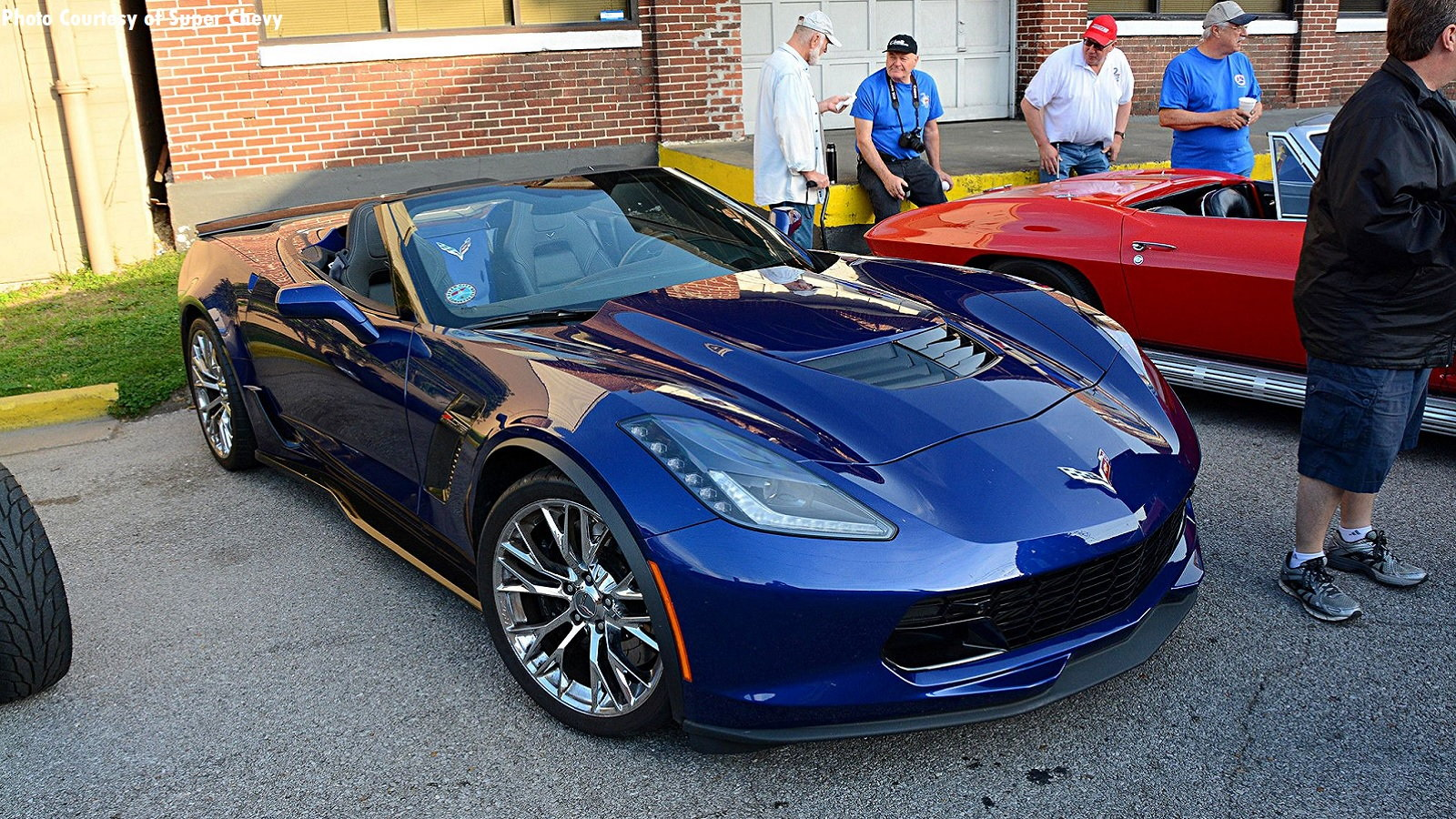 Corvettes at the 2018 Chattanooga Coker Tire Cruise-In