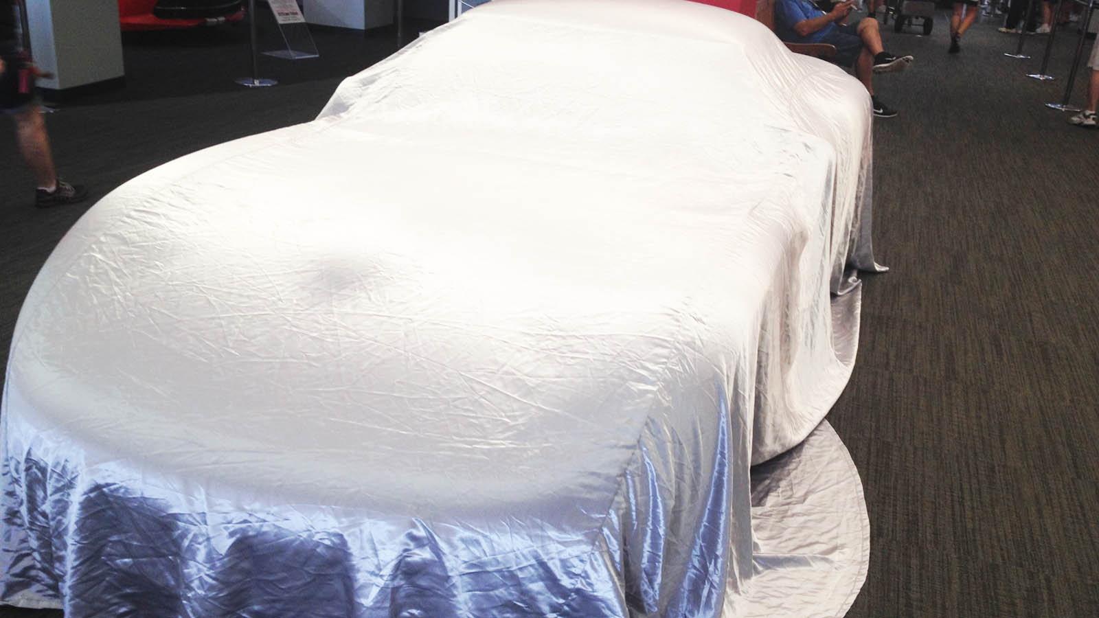2018 Corvette ZR1 Mid-Engine