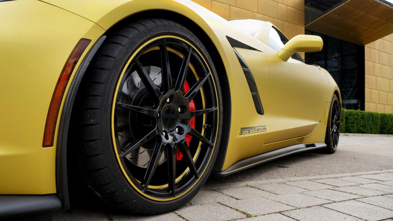 Geigercars 2015 C7 Corvette Stingray