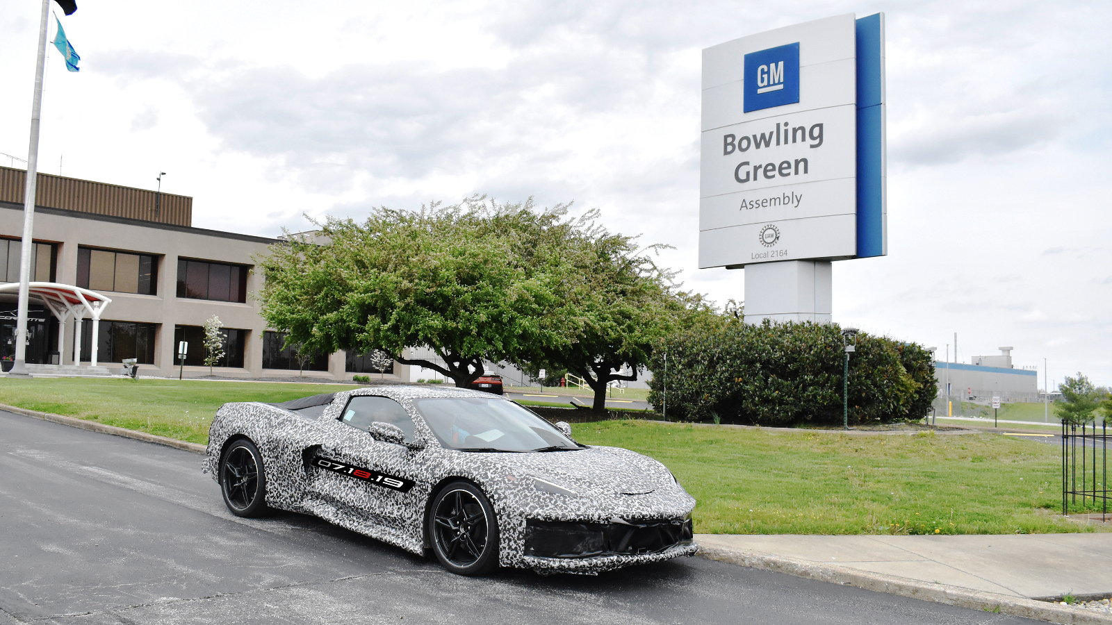 Last C7 Corvette to be Auctioned This Summer for Charity