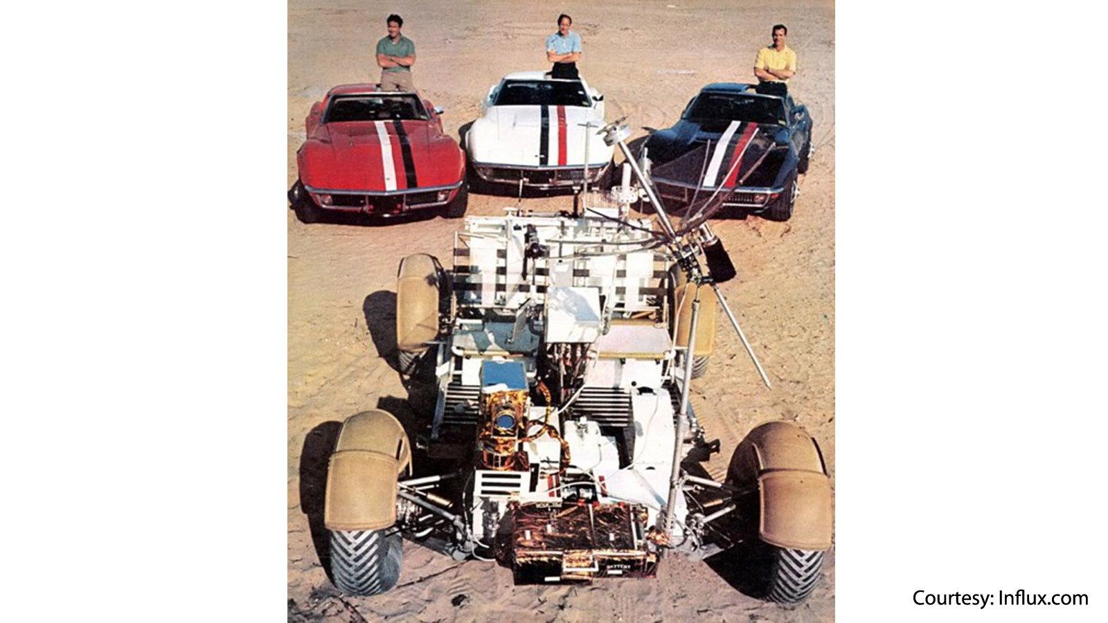 Apollo 15 Crewmembers