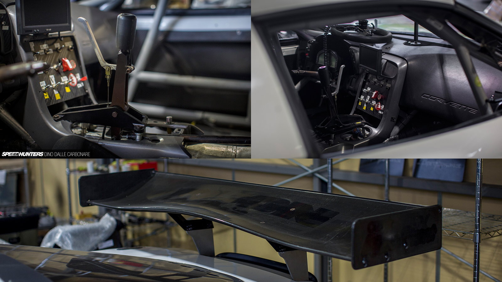 Saito C6 Z06-R GT3 Drift Race Car