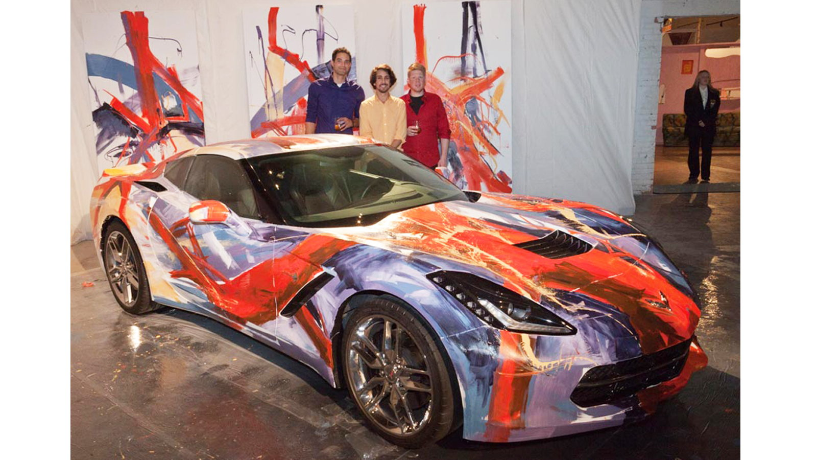 C7 for charity