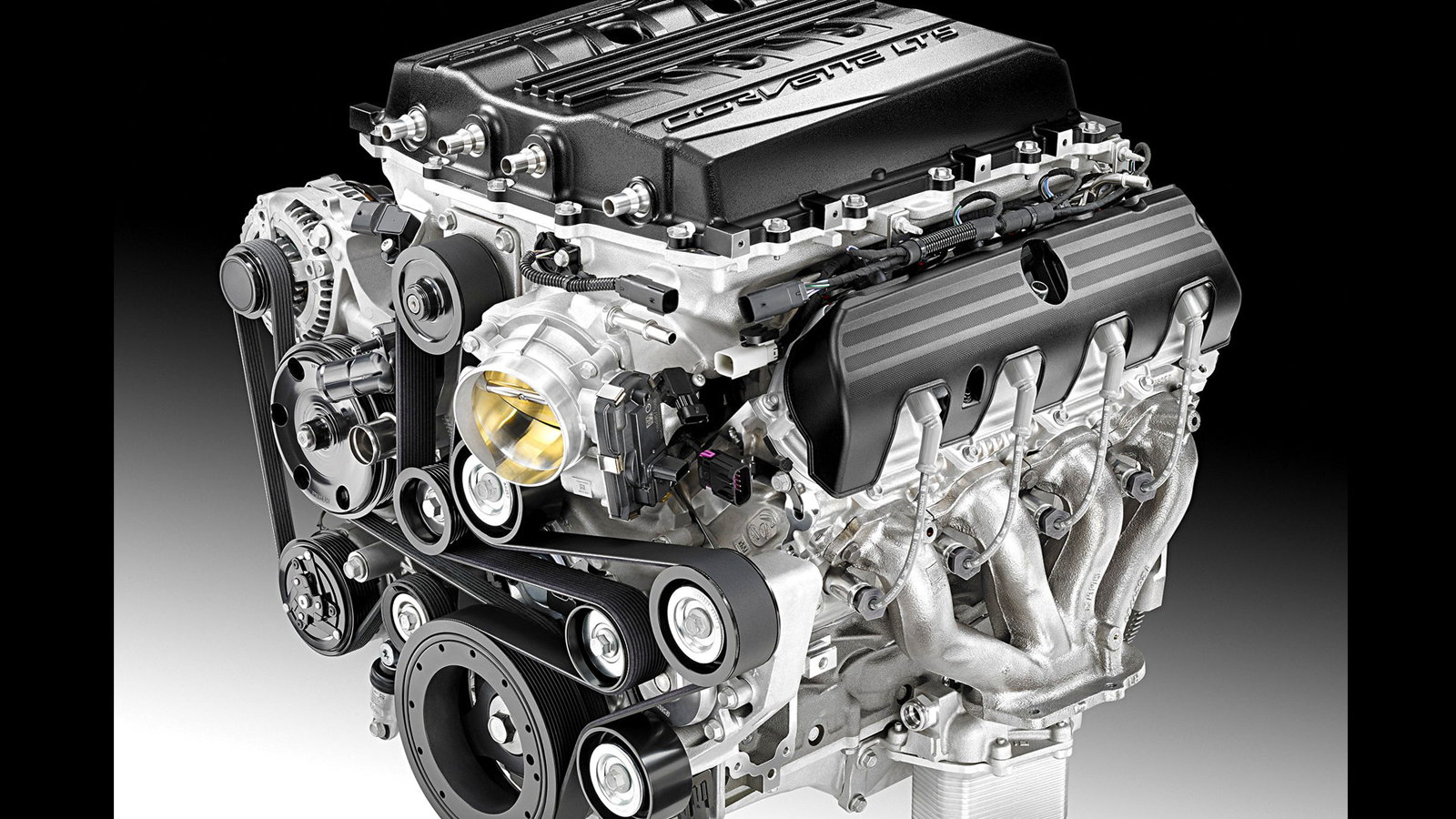 Welp, the C7 ZR-1's Engine is Now a Crate Motor