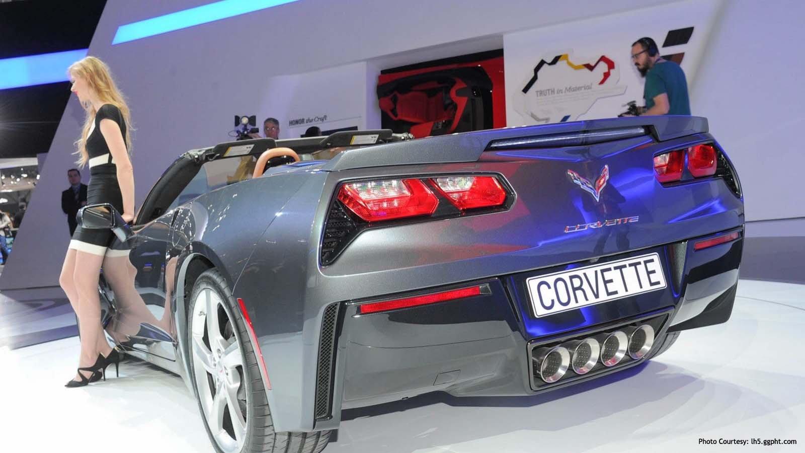 Corvette Curves