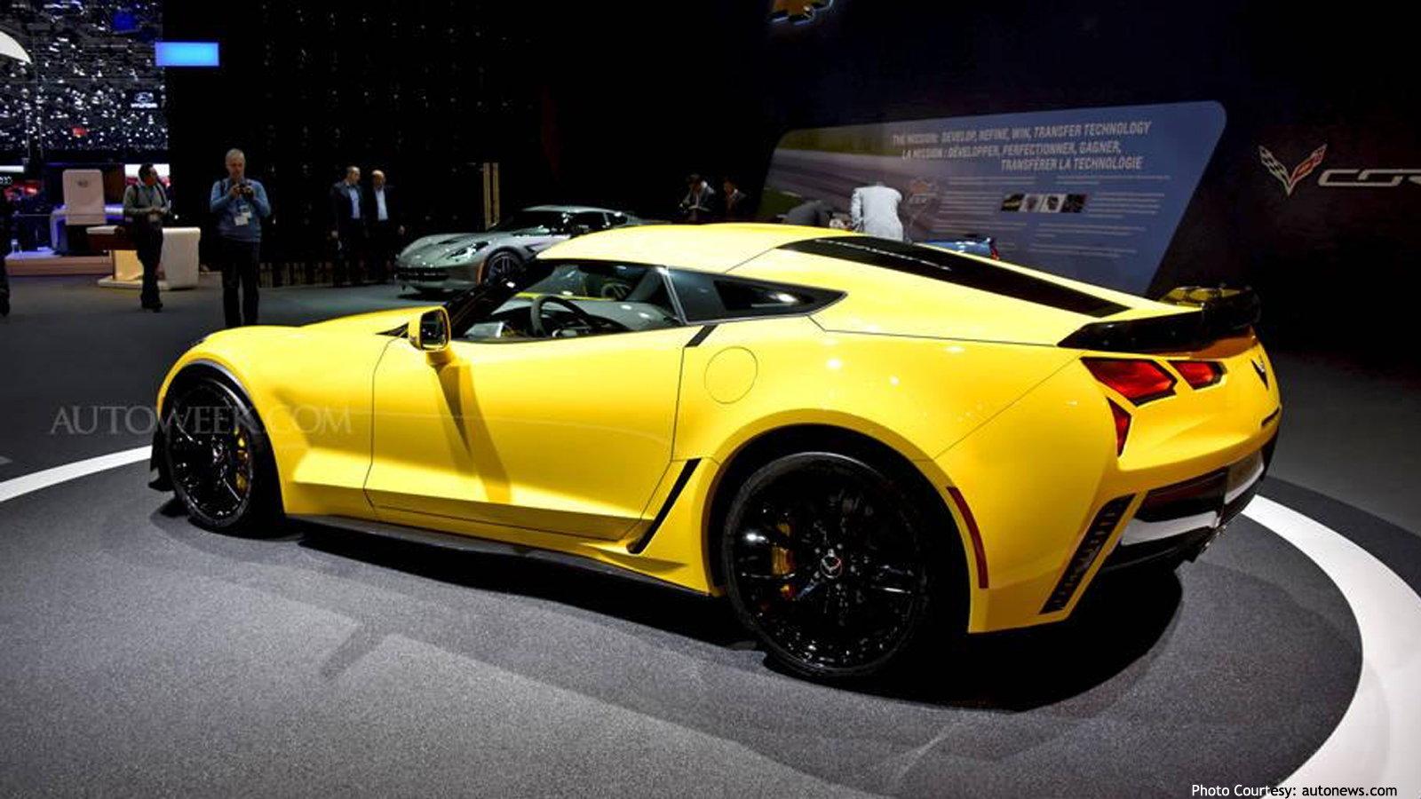 Corvette Midengine Concept