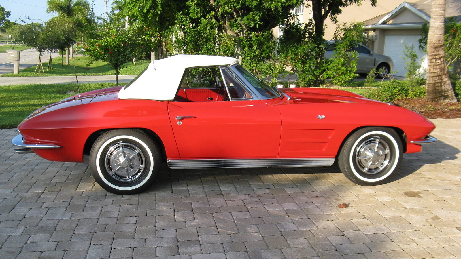1963-1964 Corvette Convertible