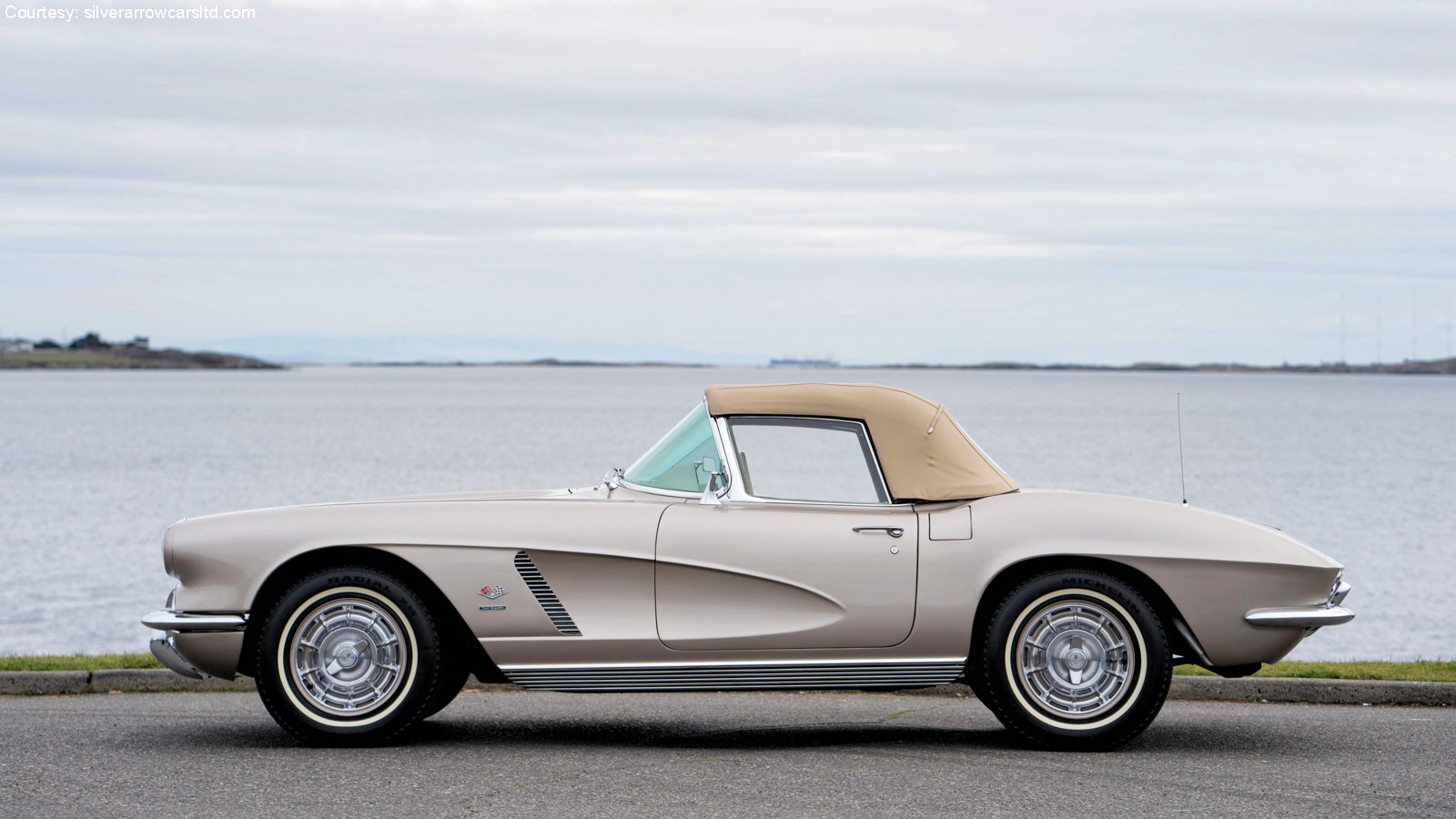 Corvette Year-by-Year Comparo: 1962