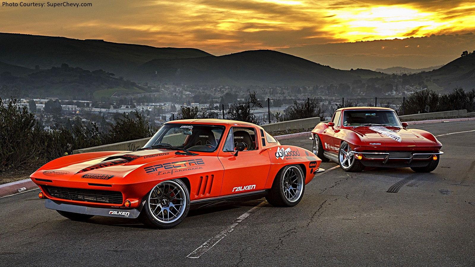 1964, 1965, C2 Stingray, LS7