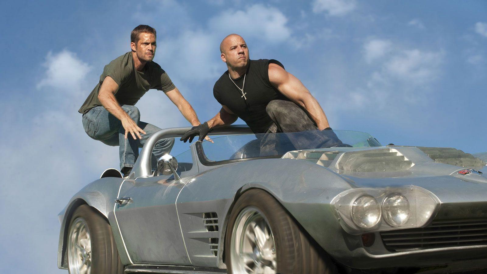 Vin Diesel as Anyone