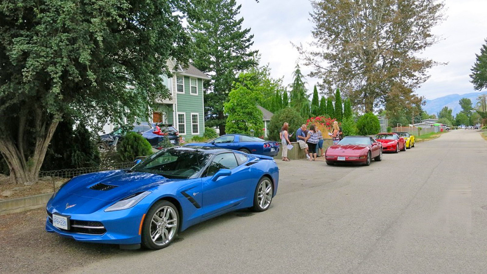 Take Your Corvette On A Canadian Drive This Summer