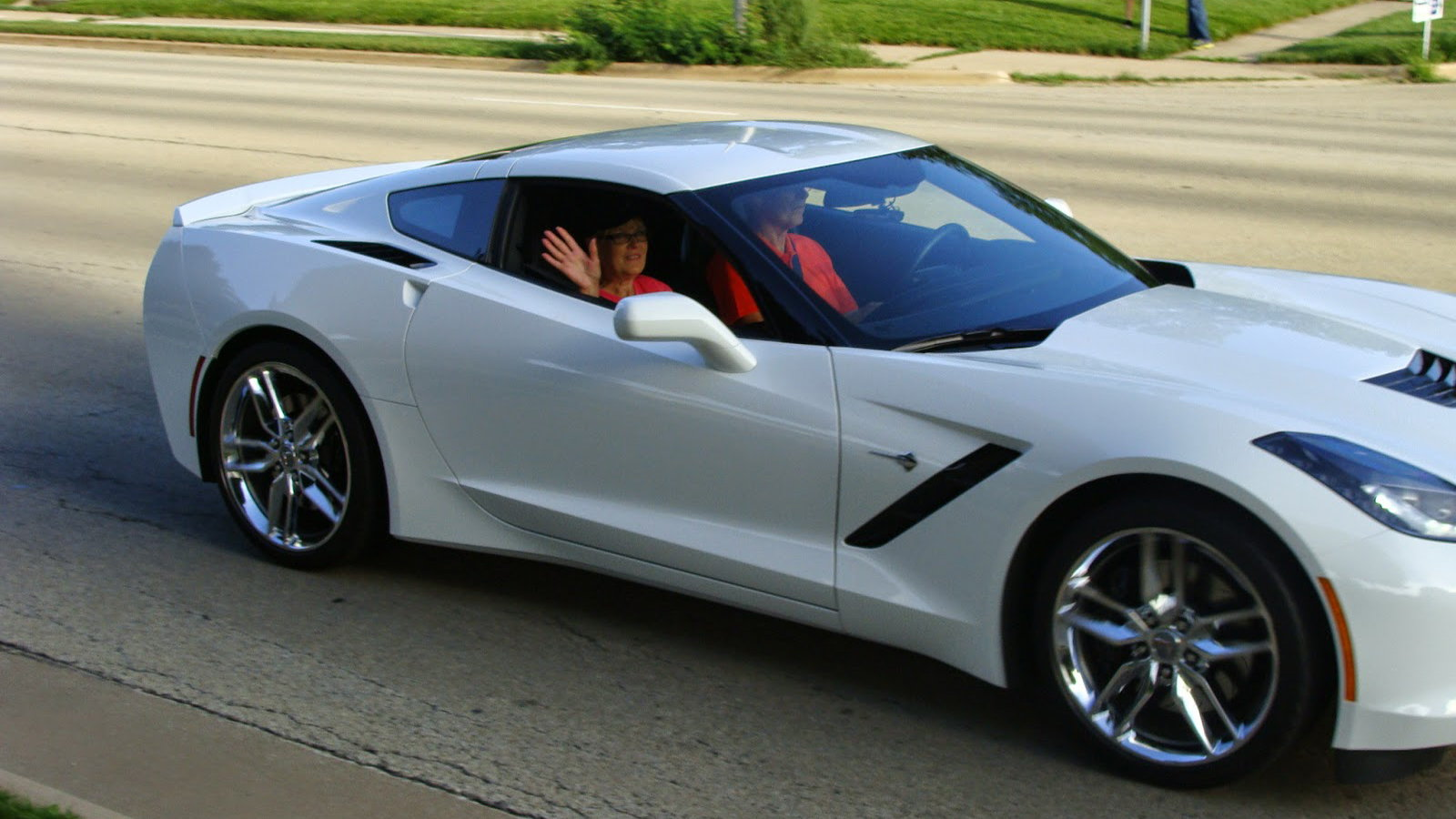 Corvette Wave