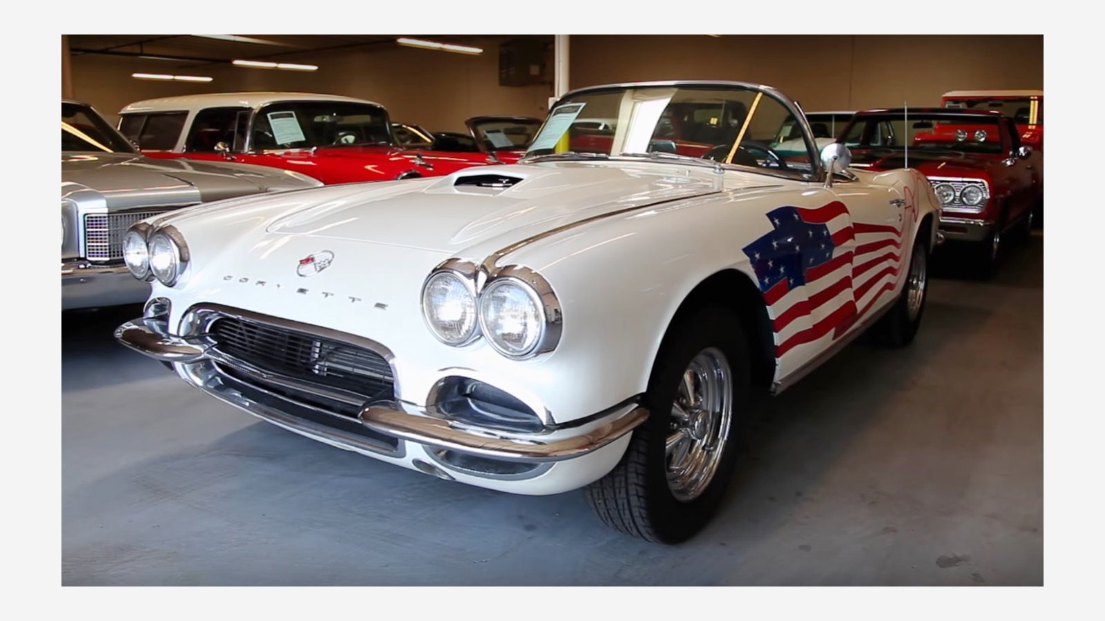 1962 Corvette Resto-mod