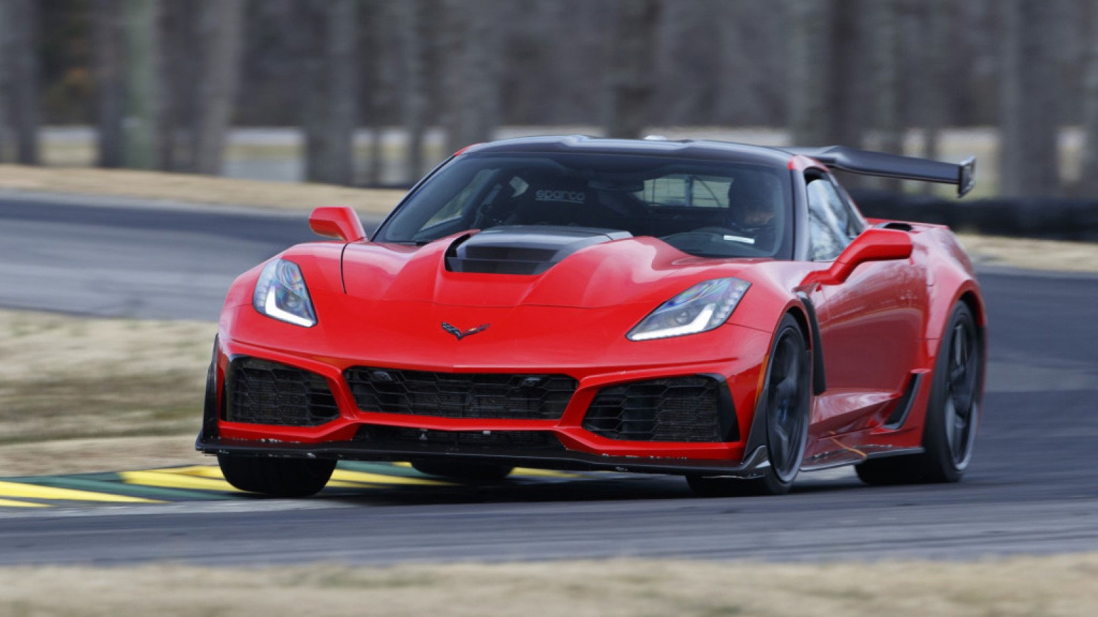 C7 ZR1 is Crowned Motor Authority's Best Car to Buy in 2019