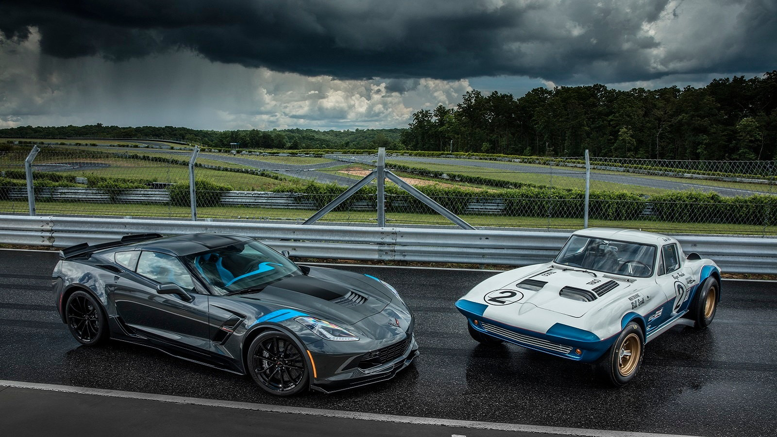 C7 Corvette Styling Changes over the Years - 2014-2019