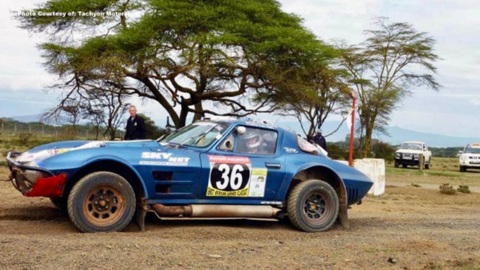 Rally Racing Grand Sport C2