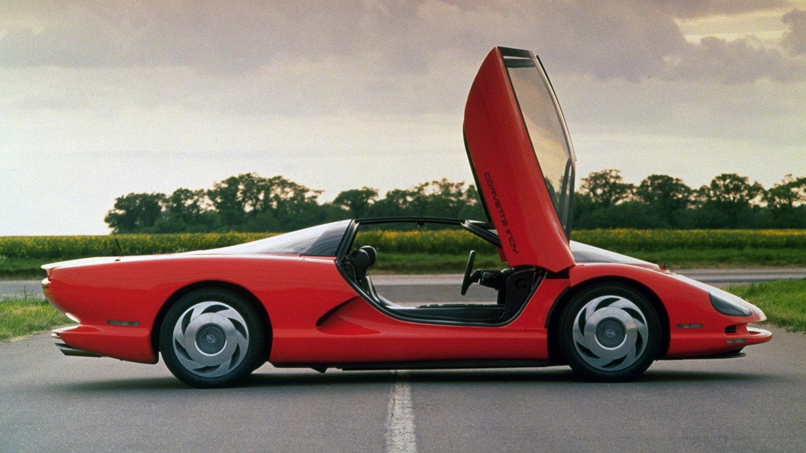 1986 Corvette Indy