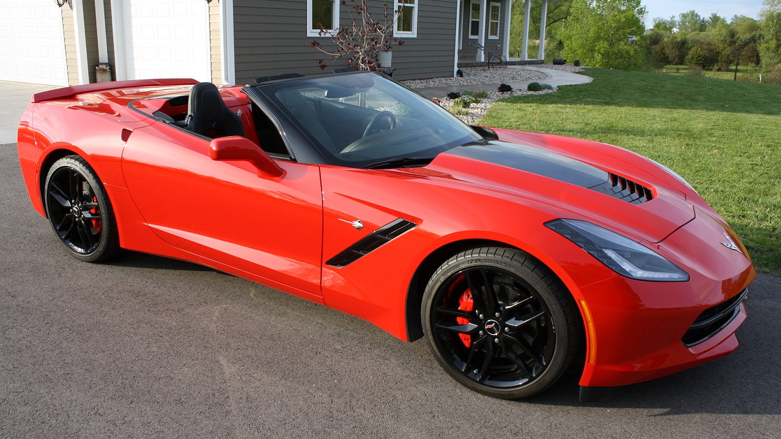 2015 Corvette Convertible – 3.7 seconds
