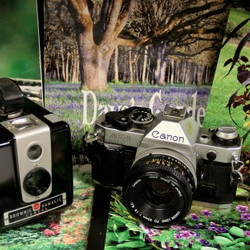 cameras and a number of DG calendars
