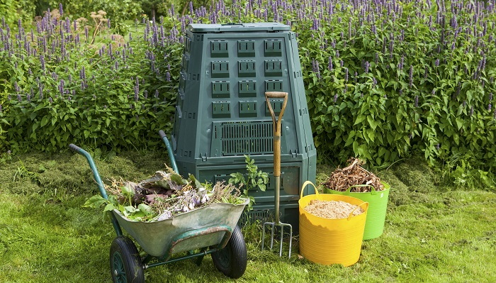 compost and composter