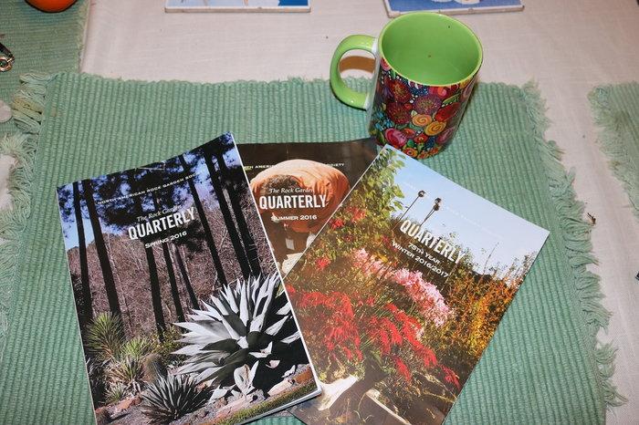 Rock Garden Quarterly