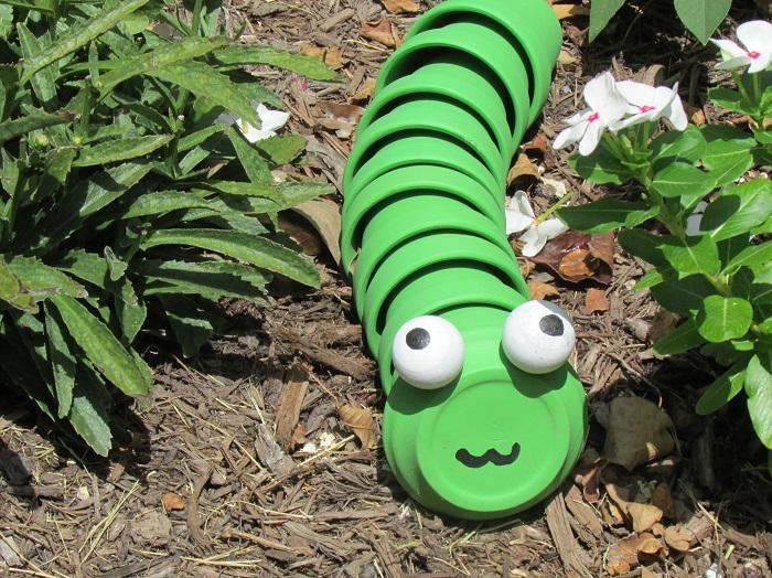 flowerpot caterpillar