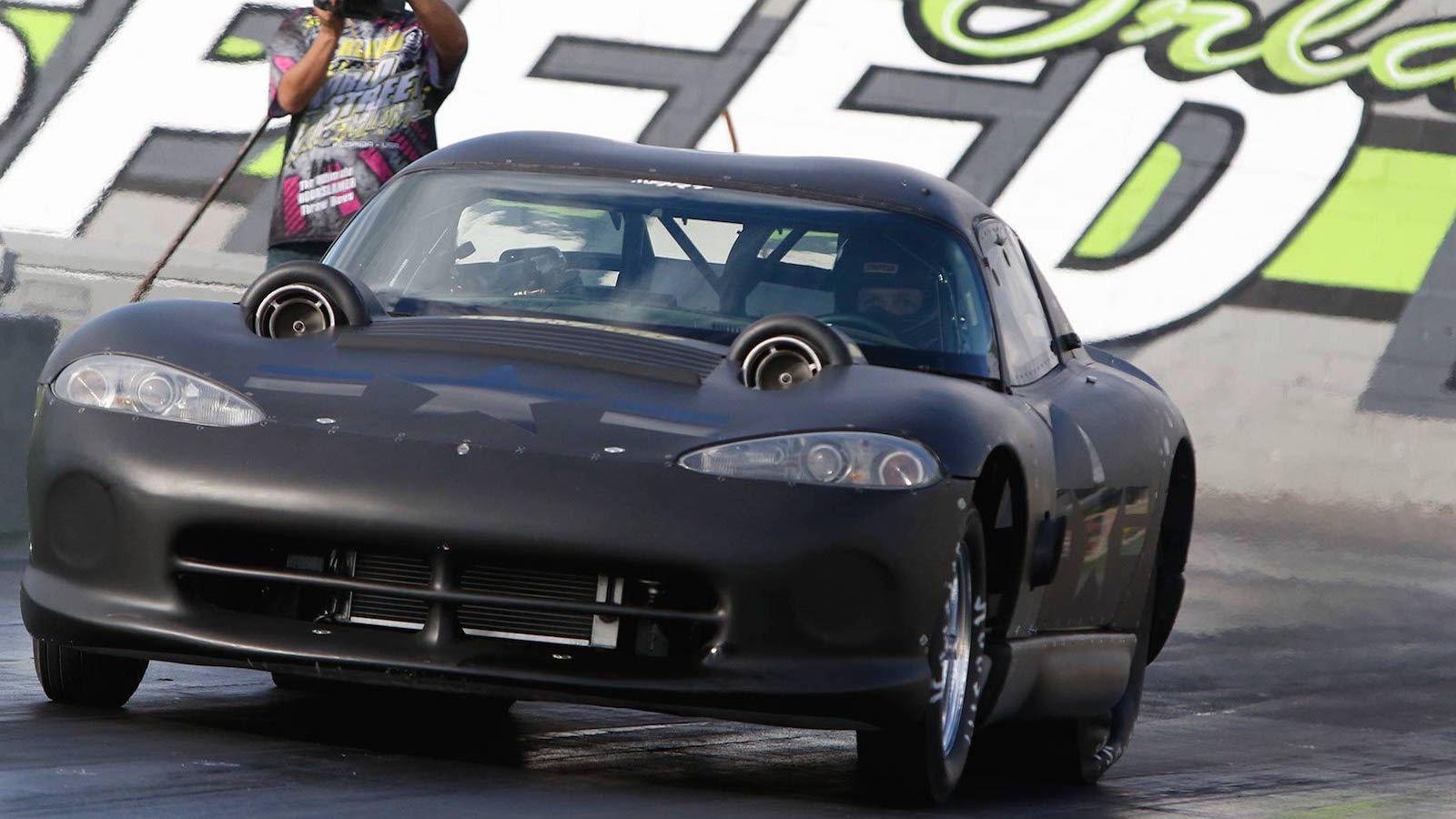 World's Fastest Viper Runs 6 78 in the Quarter Mile | Dodgeforum