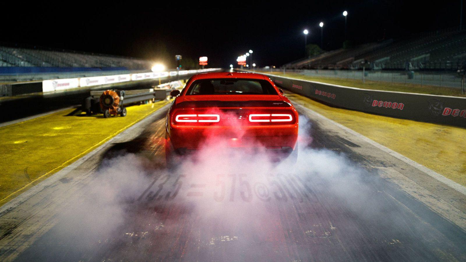 Final Dodge Demon Rolls Off The Line