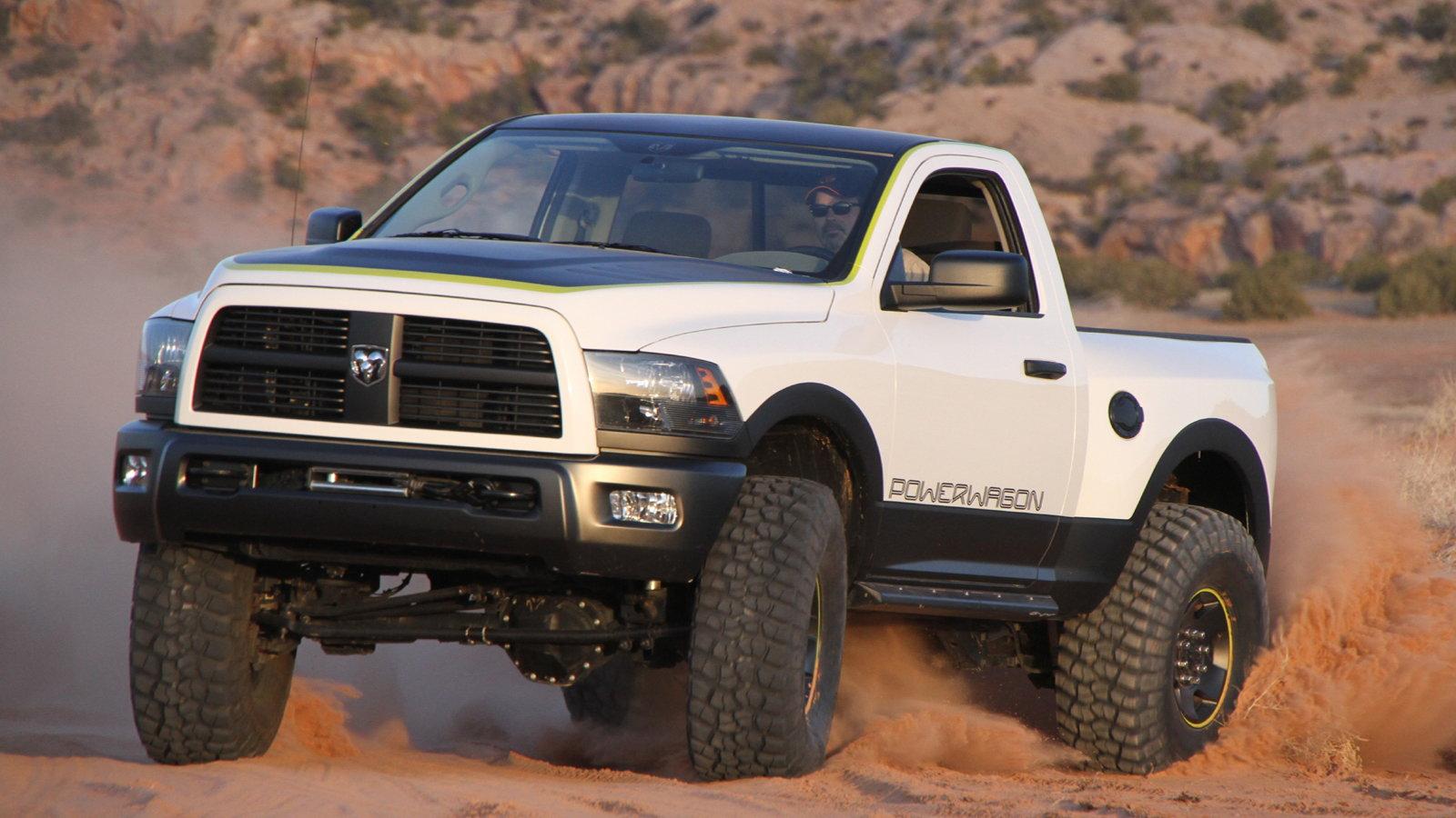 Dodge Ram Mods for Better MPG