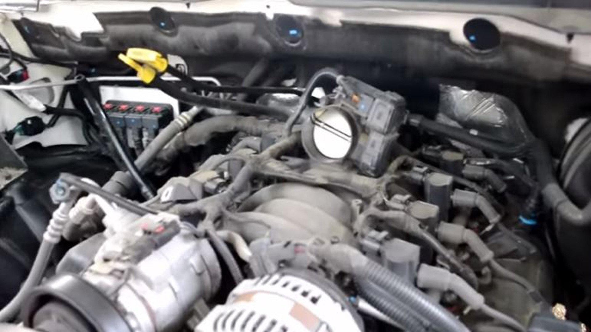 04 2004 Dodge Durango 3.7L 3.7 V6 Magnum Throttle Body Unit Assembly Fuel Gas