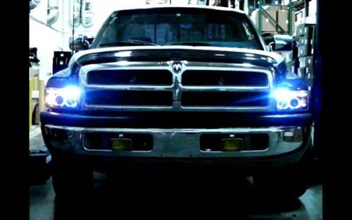 Dodge ram 1994 2001 2nd generation headlight switch problem 1999 dodge ram halo headlights sciox Gallery