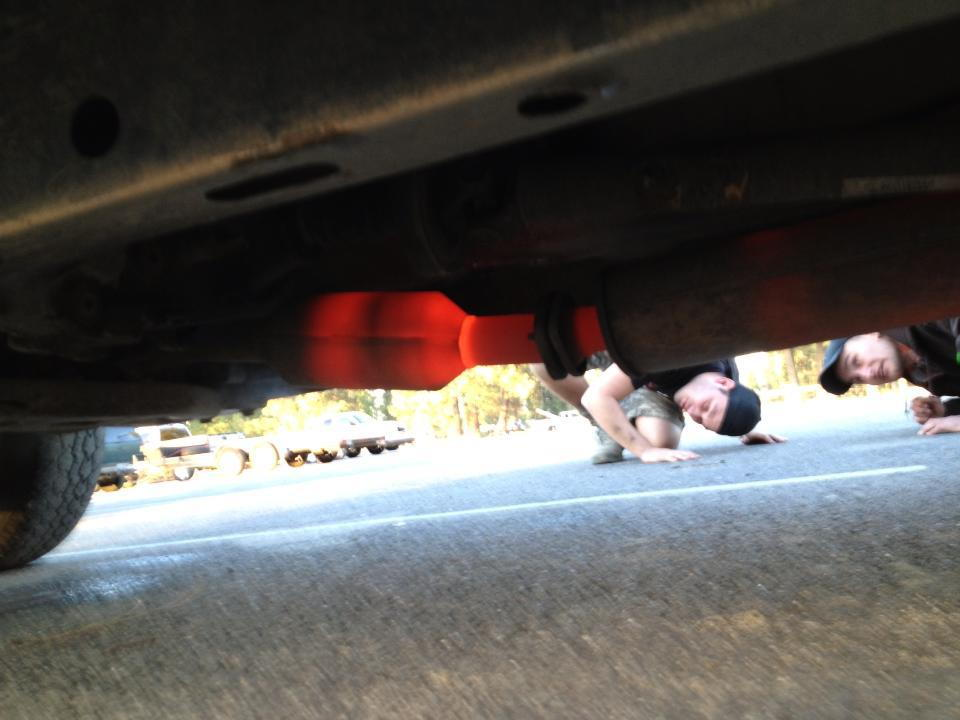 How To Replace Catalytic Converter >> Dodge Ram 1994-Present Why is My Truck Losing Power ...