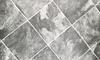 tile-look vinyl flooring