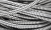 a pile of flexible conduit