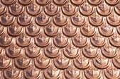 ornate copper work