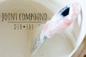 How to Choose Joint Compound