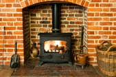 Add a Wood Stove to an Existing Fireplace Flue