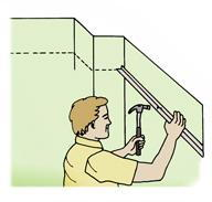 How to Install a Suspended Ceiling | DoItYourself com