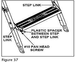 Werner S Easy Access Attic Ladder 9 Set Ladder Height