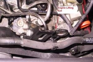 an intake manifold