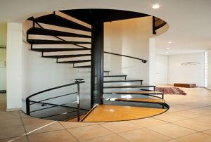maintain iron stairs