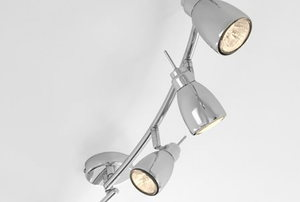 elecric ceiling light fitting