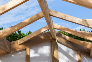 shed rafters