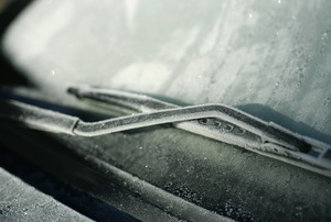 frosted windsheild