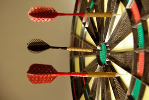 How to Make a Dartboard