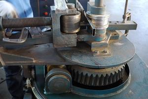 metal bending fixture