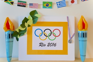 Summer Olympics Party Ideas